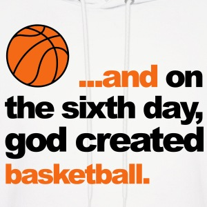 Sixth Day - Basketball Hoodies - Men's Hoodie
