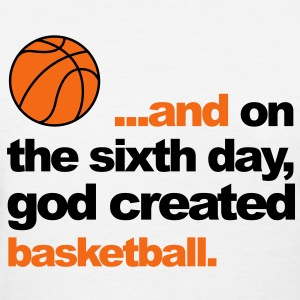 Sixth Day - Basketball Women's T-Shirts - Women's T-Shirt