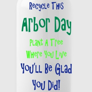Arbor Day - Water Bottle