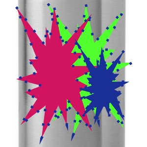 Color Burst - Water Bottle