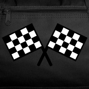 flags - car race Bags  - Duffel Bag