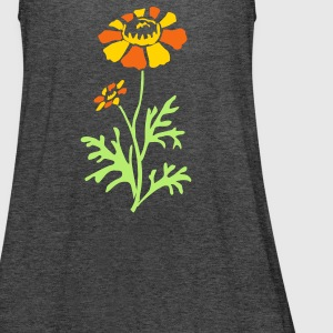 Spring Flowers - Women's Flowy Tank Top by Bella