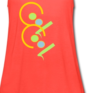 cool - Women's Flowy Tank Top by Bella