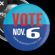 Design ~ Official Vote November 6 Button