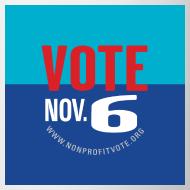 Design ~ Vote November 6 Mug