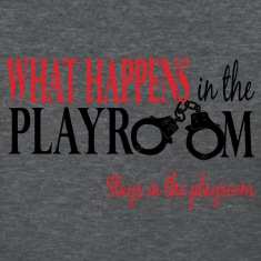 What Happens in the Playroom 2 Standard T