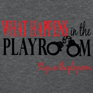 What Happens in the Playroom 2 Standard T - Women's T-Shirt