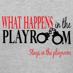 What Happens in the Playroom 2 V Neck