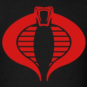 BLACK COBRA T-Shirts - Men's T-Shirt