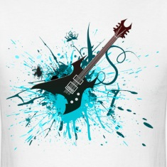 Electric Guitar Graffiti