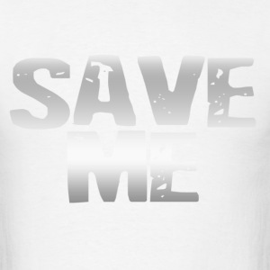 Saved Me - Men's T-Shirt