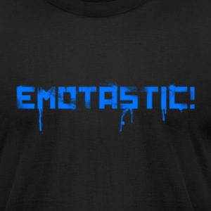 Emotastic - Men's T-Shirt by American Apparel
