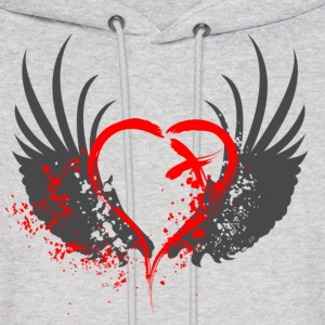 Blood Wings - Men's Hoodie