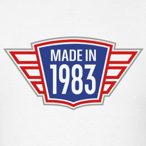 Made In 1983 1 (3c)++ T-Shirts - Men's T-Shirt