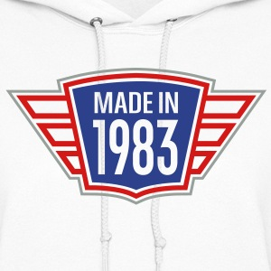 Made In 1983 1 (3c)++ Hoodies - Women's Hoodie