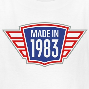 Made In 1983 1 (3c)++ Kids' Shirts - Kids' T-Shirt