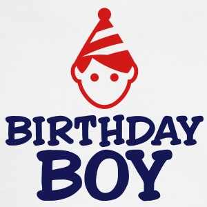 Birthday Boy 3 (2c)++ Long Sleeve Shirts - Men's Long Sleeve T-Shirt