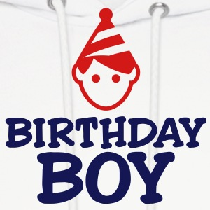 Birthday Boy 3 (2c)++ Hoodies - Men's Hoodie