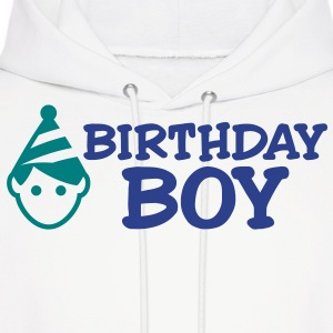 Birthday Boy 2 (2c)++ Hoodies - Men's Hoodie