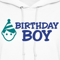 Birthday Boy 2 (2c)++ Hoodies