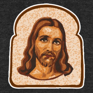 Jesus Toast - Unisex Tri-Blend T-Shirt by American Apparel