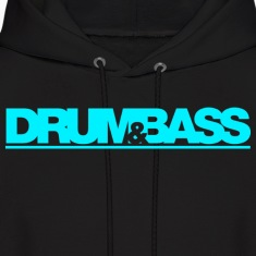 Drum & Bass DJ Hoodies