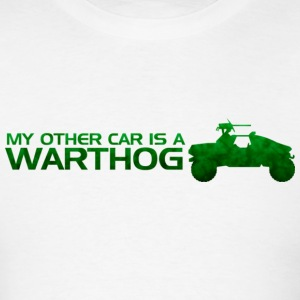 My Other Car Is A Worthog T-Shirts - Men's T-Shirt