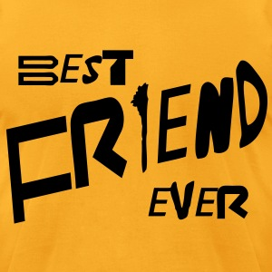 best friend ever T-Shirts - T-shirt pour hommes American Apparel