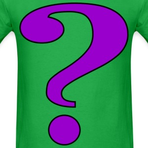 Riddler T-Shirts - Men's T-Shirt