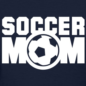 Soccer Mom - Women's T-Shirt