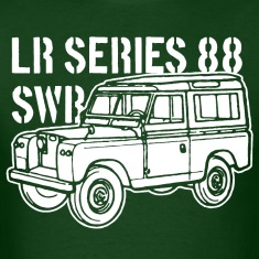 Land Rover Series 88 SWB