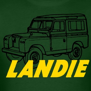 Landie Series 88 SWB - Men's T-Shirt