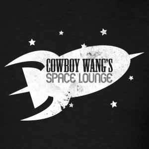 COWBOY WANG'S SPACE LOUNGE T-Shirts - Men's T-Shirt
