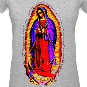 Mary's Glow T-Shirt - Women's V-Neck T-Shirt