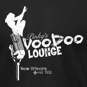 PINKY'S VOODOO LOUNGE T-Shirts - Men's T-Shirt by American Apparel