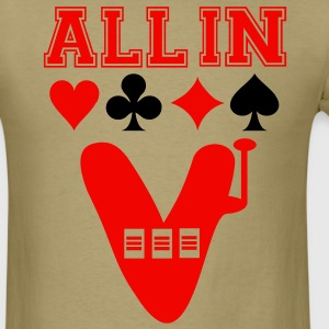 All In Betting T-Shirts - Men's T-Shirt
