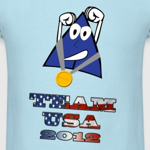 I Love The Olympics. TM - Men's T-Shirt
