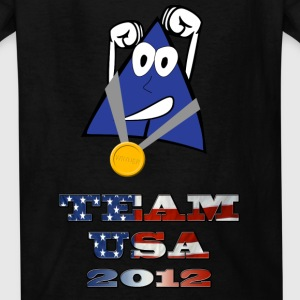 I (heart) The Olympics. TM - Kids' T-Shirt