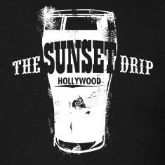 THE SUNSET DRIP T-Shirts