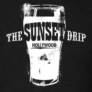 THE SUNSET DRIP T-Shirts - Men's T-Shirt