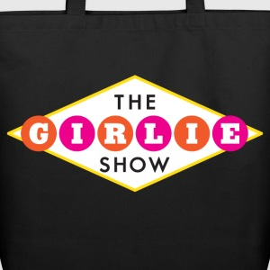 The Girlie Show TGS Bags  - Eco-Friendly Cotton Tote