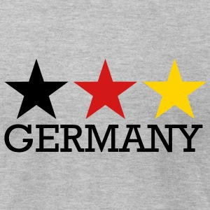 Germany T-Shirts - Men's T-Shirt by American Apparel
