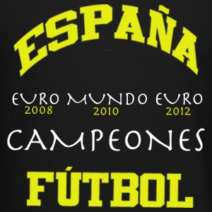 spain_champions Long Sleeve Shirts - Crewneck Sweatshirt