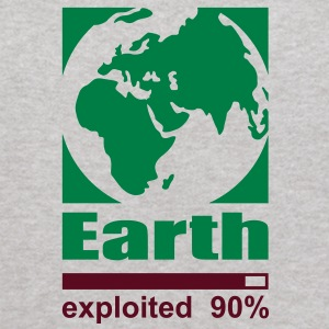 Earth exploited Sweatshirts - Kids' Hoodie