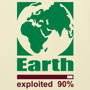 Earth exploited Bags  - Eco-Friendly Cotton Tote