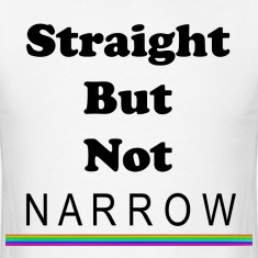 Straight But Not Narrow