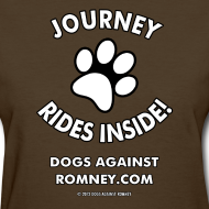 Design ~ Official Dogs Against Romney