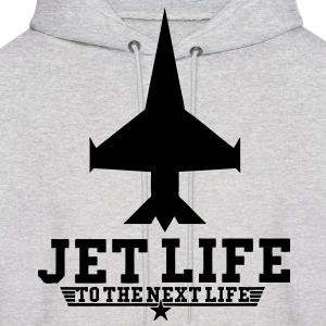 Jet Life To The Next Life Hoodies - stayflyclothing.com - Men's Hoodie