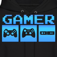 Gamer Pads Hoodies