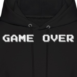 Game Over Hoodies - Men's Hoodie